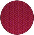 rug #506533   round art deco rug