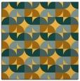rug #551289 | square contemporary rug