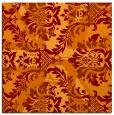 rug #561733 | square contemporary rug
