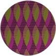 rug #587469 | round art deco rug