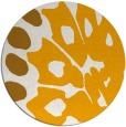 rug #592857 | round art deco rug