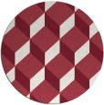rug #636733   round art deco rug