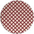 rug #638529   round art deco rug