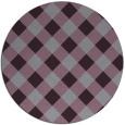 rug #640277   round art deco rug