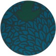 rug #641877 | round art deco rug