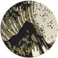 rug #650909 | round art deco rug