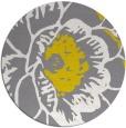 rug #656065 | round art deco rug