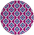 rug #659501   round art deco rug