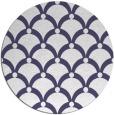 rug #670049 | round art deco rug