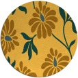 rug #675545   round art deco rug
