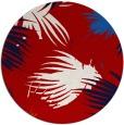 rug #682521 | round art deco rug