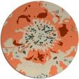 rug #689517   round art deco rug