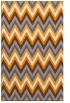 rug #691077 |  stripes rug