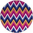 rug #691185   round art deco rug