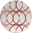 its a round rug rug - product 707134