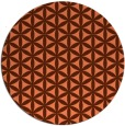 rug #758161   round art deco rug