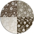 rug #763241 | round art deco rug