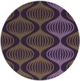 rug #781053   round art deco rug