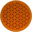 rug #820448 | round art deco rug