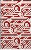 rug #884307 |  abstract rug